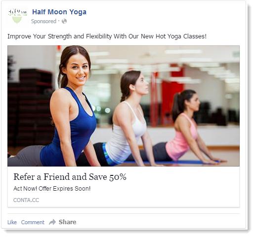 Image result for good Facebook ads