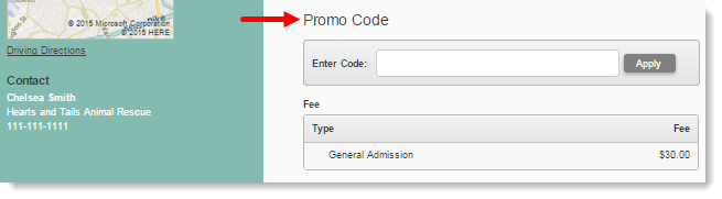 There Are Two Types Of Promotional Codes That Give You The Ability To Customize How Your Registrants Access Hidden Fees Or S