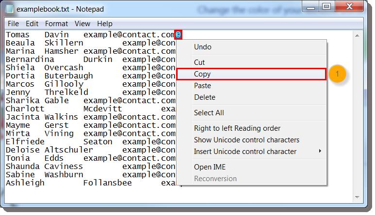 Prevent File Import Errors