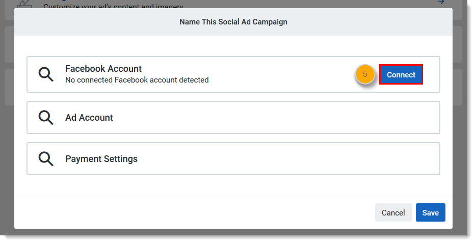Create a Social Ad Campaign on Facebook and Instagram to