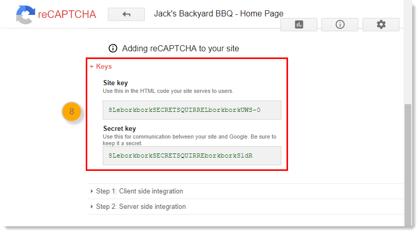 Add Google reCAPTCHA to Your WordPress Sign-up Form to