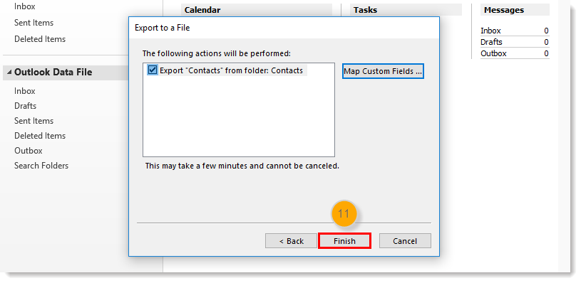 Steps To Address Book In Outlook 2013