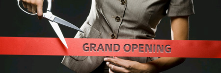Retail - Grand Opening Header Image