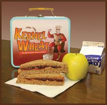 Kernel Wheat