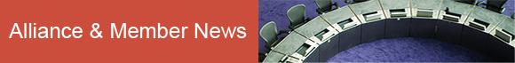 Alliance & Member News