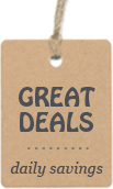 Great Deals - Daily Savings