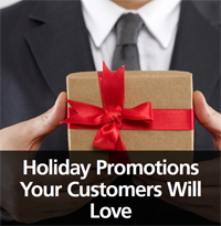 Exaples of Holiday Promotions to try