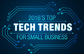 5 Tech Trends Small Businesses Can't Ignore in 2016