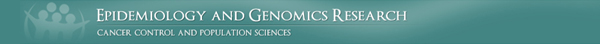 Epidemiology and Genomics Research