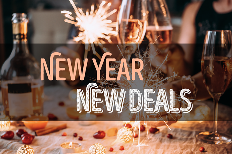 New Year, New Deals