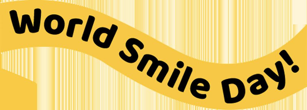 World Smile Day!