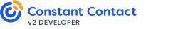 Constant Contact: Developer Portal