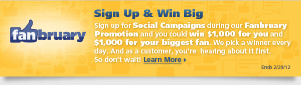 Sign Up & Win Big