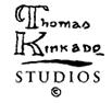 Thomas Kinkade Studios Signature Block