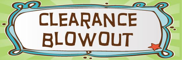 Clearance Blowout