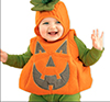 cute pumpkin costume