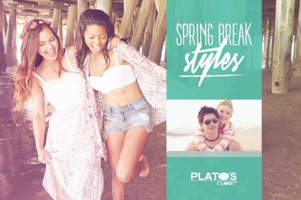 Plato S Closet We Have What You Need For Spring Break
