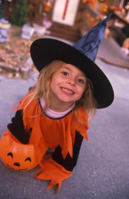 Halloween Walk