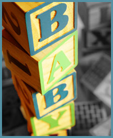 Baby blocks