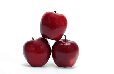 Apples - three