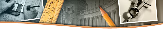 architectural tools banner