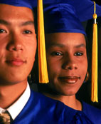 graduates transitioning