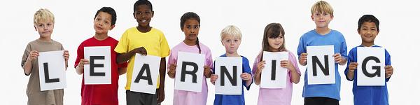 Children spell learning