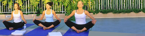 NIH Yoga for Health