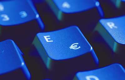 Keyboard with E