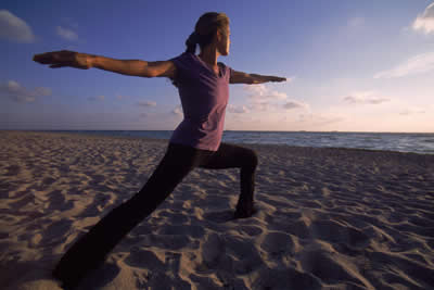 yoga blood pressure