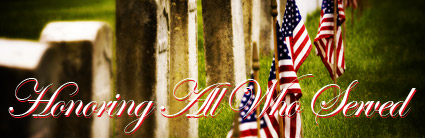 Memorial day from BLP